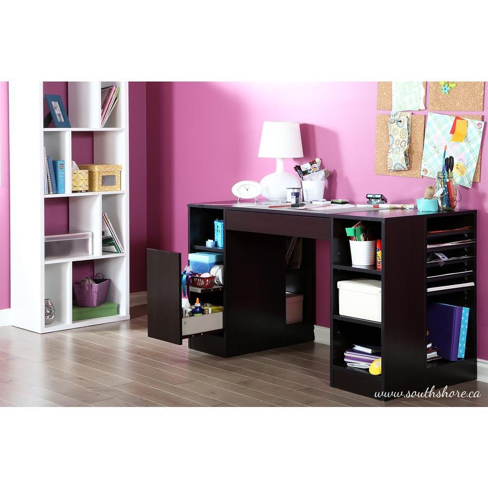South S Crea Chocolate Desk