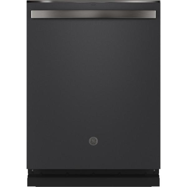 Adora Top Control Tall Tub Dishwasher in Black Slate with Stainless Steel Tub and Steam Prewash, 48 dBA