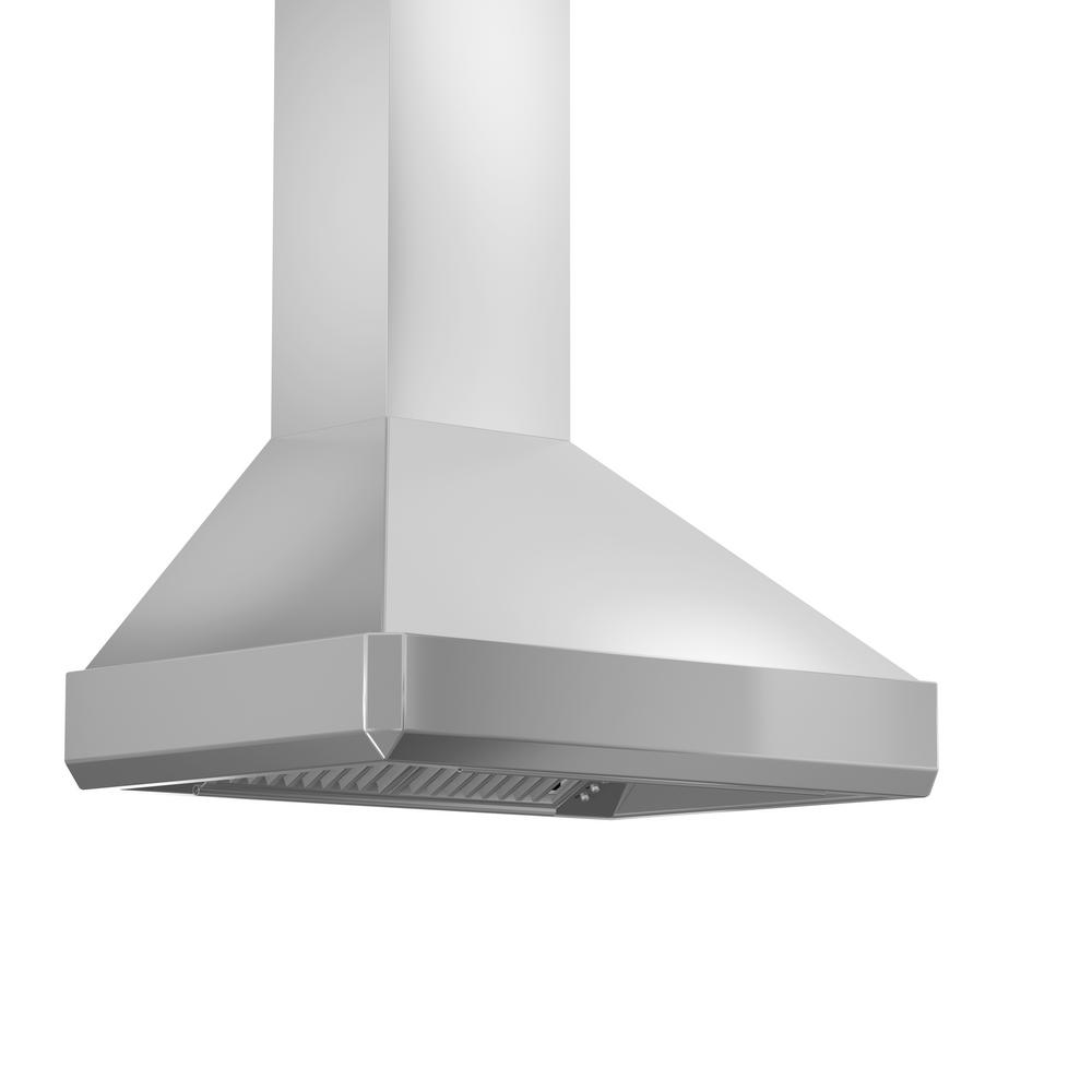 wall mount range hood zline kitchen and bath zline 42 in 1200 cfm wall mount 11072