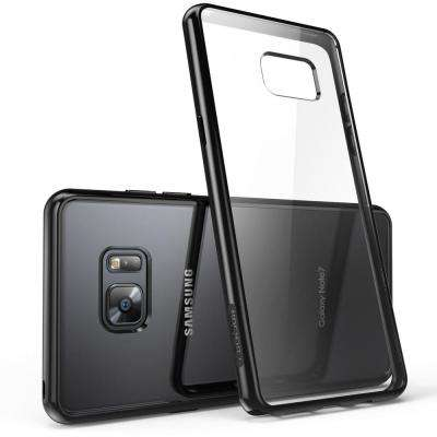 Galaxy Note 7-Halo Case, Clear/Black