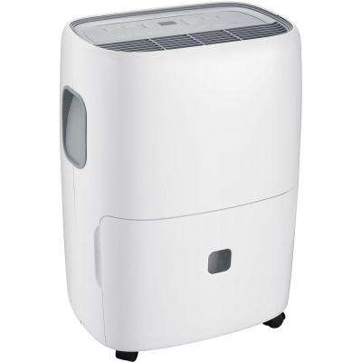 70-Pint Dehumidifier with Bucket and Built-In Pump