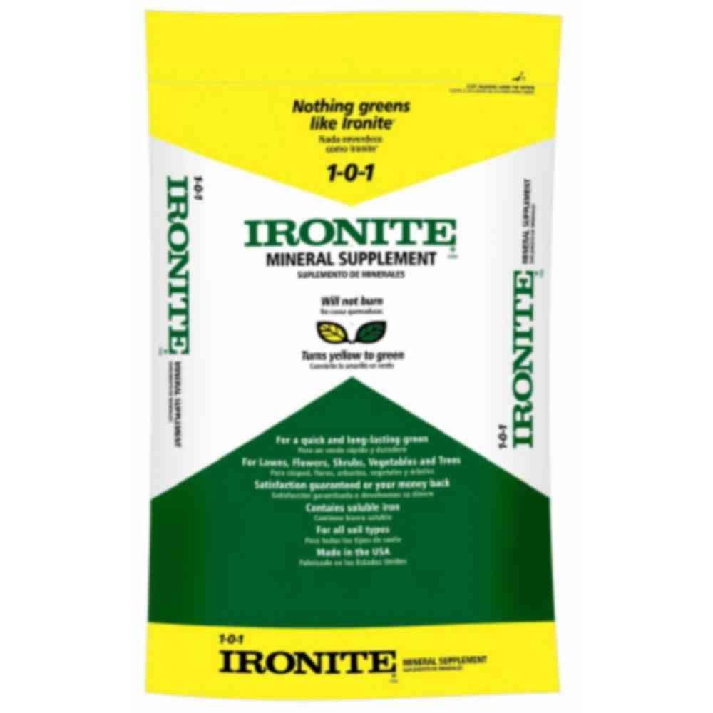 Ironite 10 lb. 1-0-1 Lawn Fertilizer