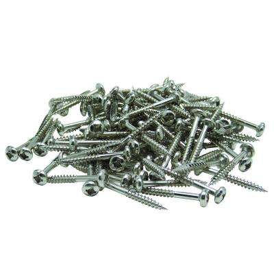 Face Frame Square Drive Fasteners