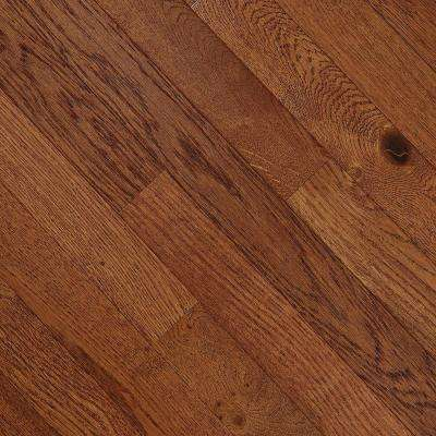 Wire Brushed Barstow Oak 1/2 in. T x 2-3/4 in. W x Varying Length Engineered Hardwood Flooring (21.70 sq. ft. / Case)