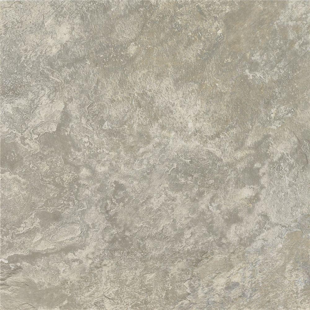 Armstrong Slate Sand & Sky 12 in. x 12 in. Peel and Stick Vinyl Tile (45 sq. ft. / case)