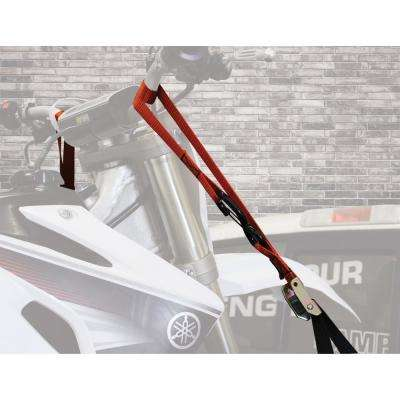 1 in. 1000 lbs. Utility Tie-Down Strap (Pack of 2)