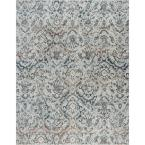 Venice Gray 2 ft. x 3 ft. 4 in. Accent Rug