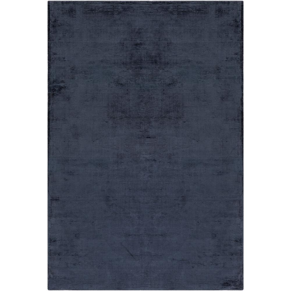 Charlotte Beverly Navy Blue 5 ft. x 7 ft. 6 in.