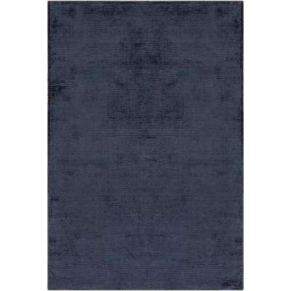 Charlotte Beverly Navy Blue 8 ft. x 10 ft. Indoor Area Rug