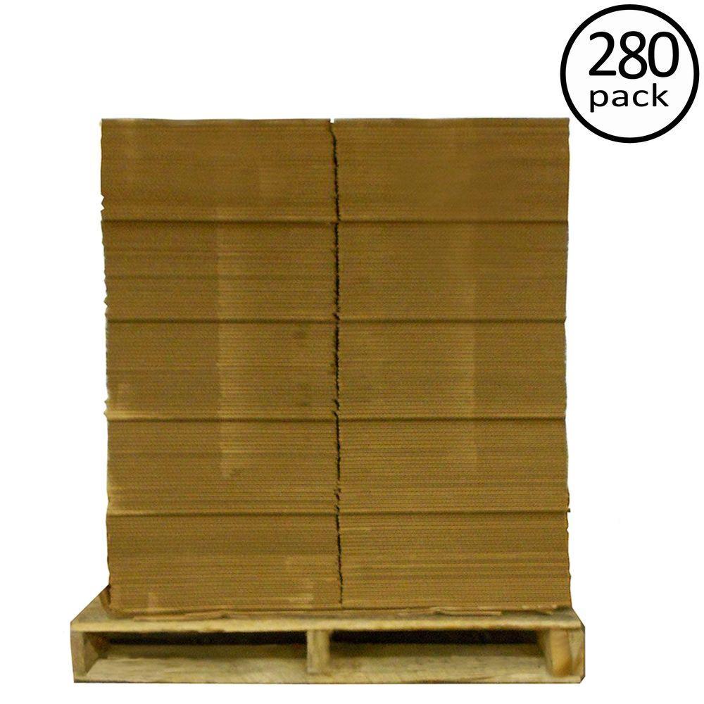 16 in. x 12 in. x 12 in. 280 Box Bundle