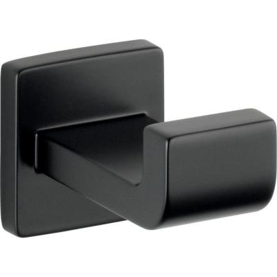 Ara Robe Hook in Matte Black