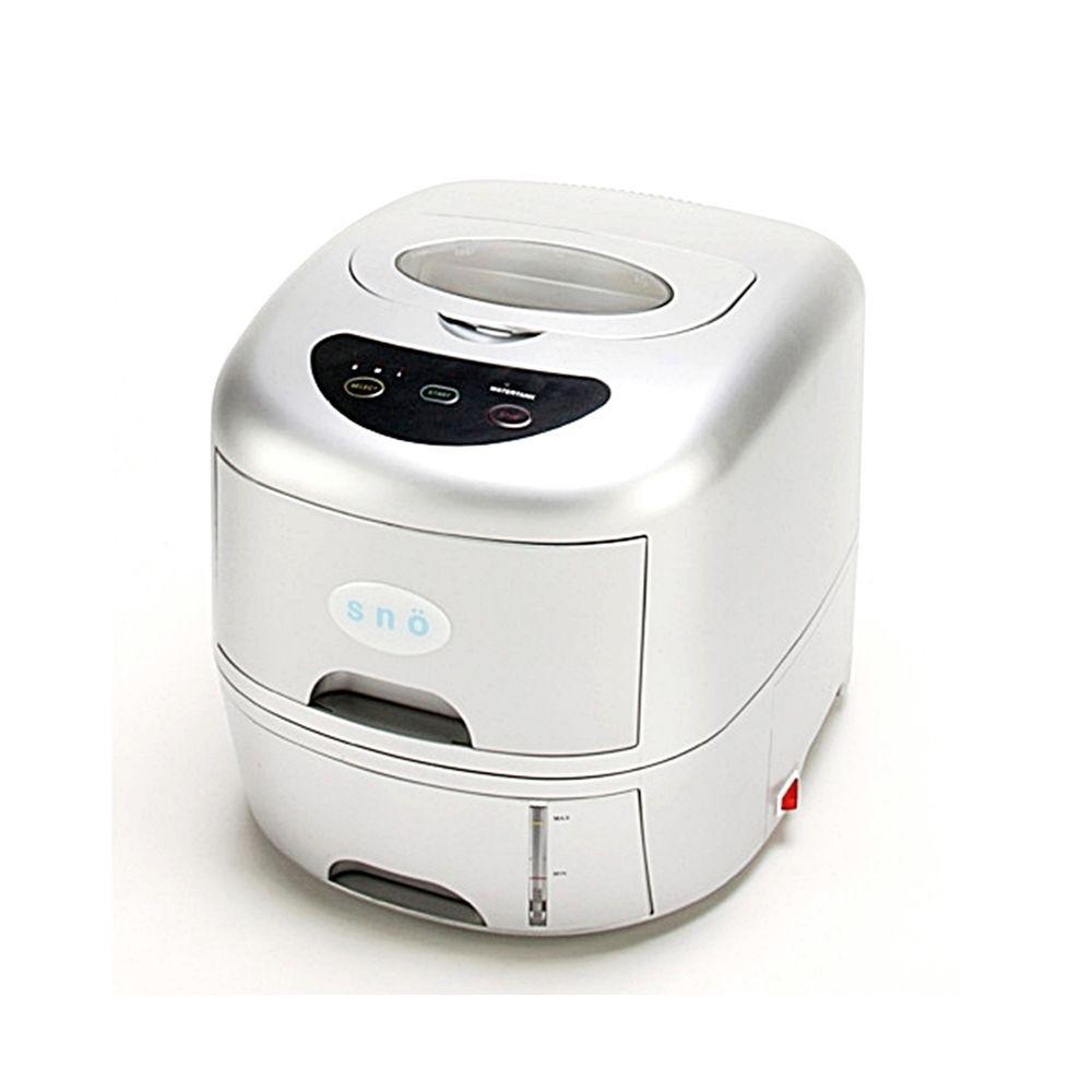Whynter Portable Ice Maker, Titanium Edition
