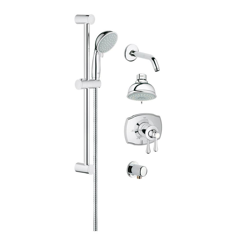 Shower Towers - Shower Towers & Shower Systems - The Home Depot