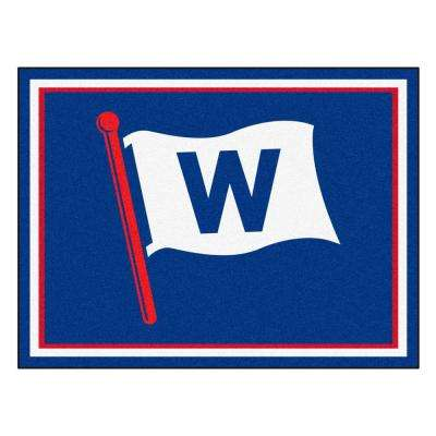 Chicago Cubs Area Rugs Rugs The Home Depot