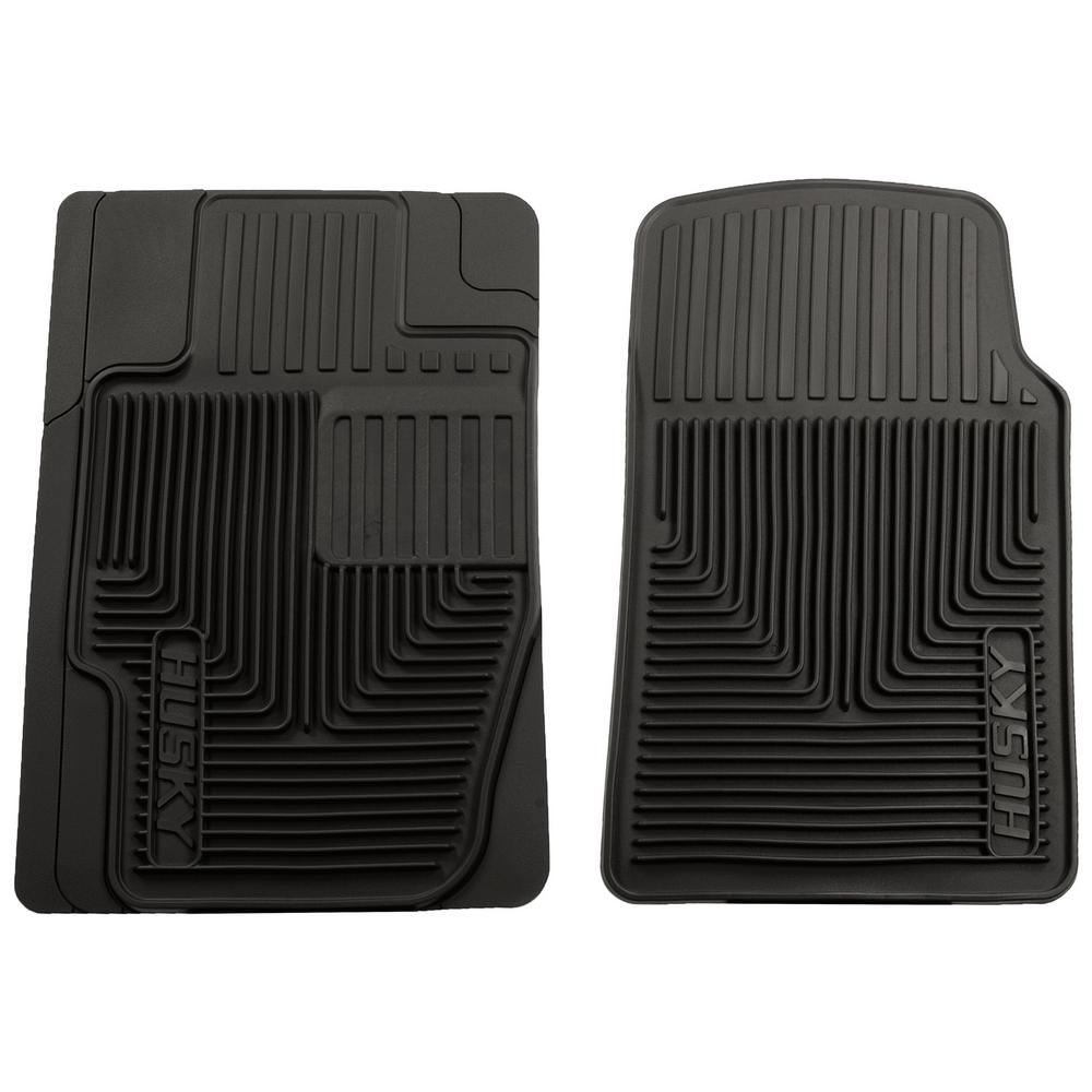 Husky Liners Front Floor Mats Fits 97 99 Cl 01 03 Cl 02 06 Rsx 95 06 Tl Rl 51111 The Home Depot