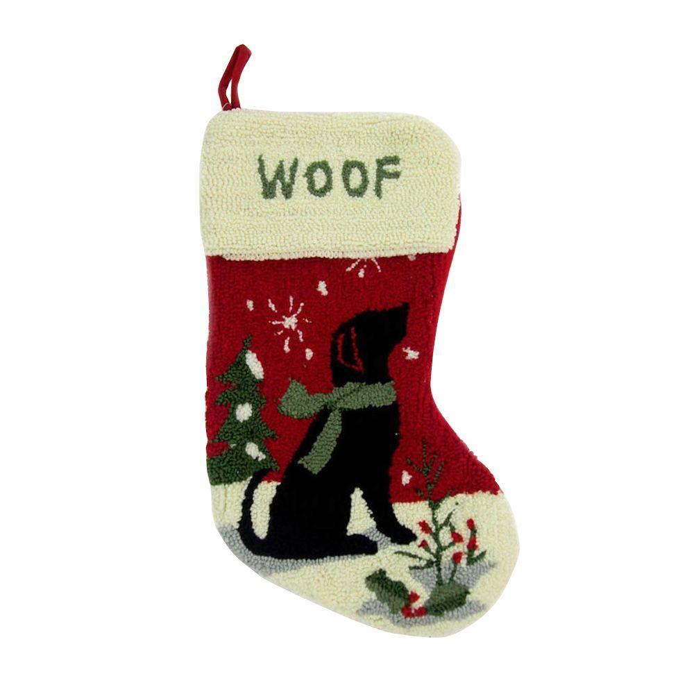 Amscan 33 in. x 11.5 in. Felt Christmas Stocking (5-Pack)-370093 ...