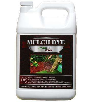 9,600 sq. ft. Sierra Red - Red Mulch Colorant Concentrate