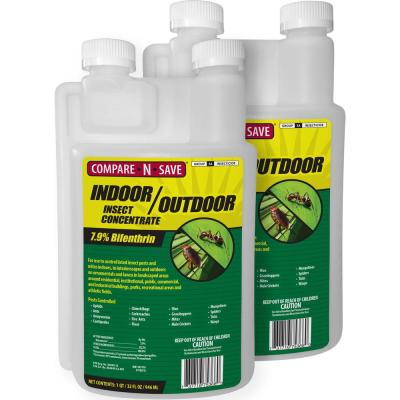 32 oz. Indoor/Outdoor Insect Concentrate 7.9% Bifenthrin (2-Pack)