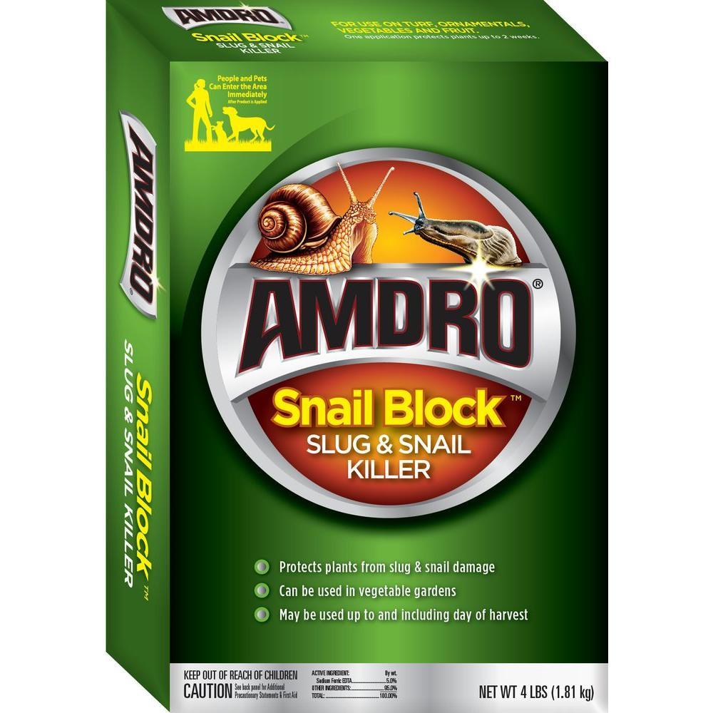 4 lb. Slug and Snail Block