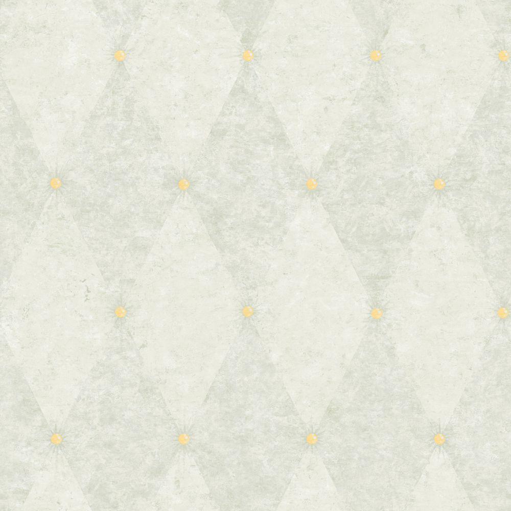 York Wallcoverings 56 sq. ft. Princess Harlequin Wallpaper-DISCONTINUED