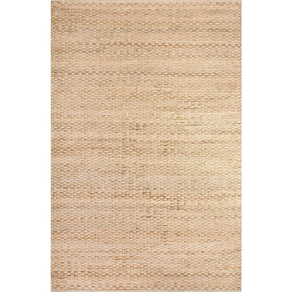 Home Decorators Collection Hand Made Gray 3 ft. x 4 ft. Solid Area Rug