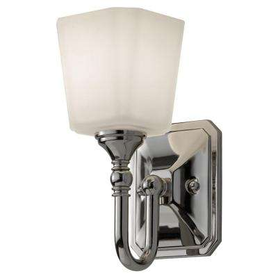 Concord Polished Nickel Vanity Light