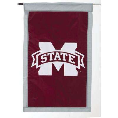 NCAA 28 in. x 44 in. Mississippi State 2-Sided Flag