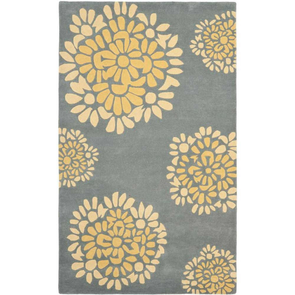 Safavieh Martha Cement 9 Ft X 12 Area Rug