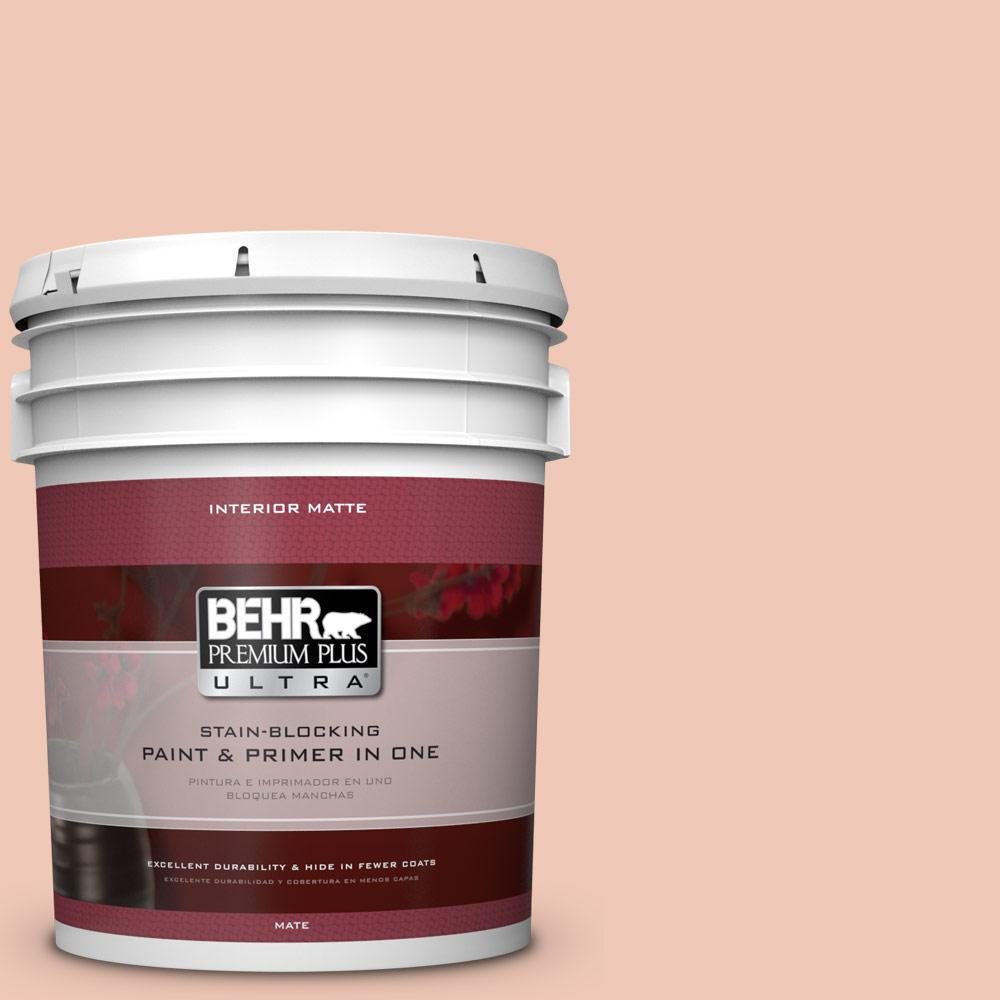 5 gal. #M190-2 Everblooming Matte Interior Paint