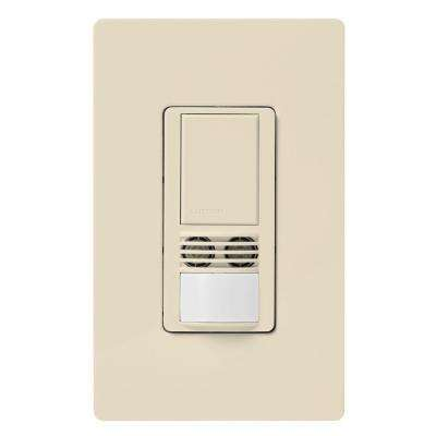Maestro Dual-Tech Motion Sensor switch, 6-Amp, Single-Pole, Light Almond