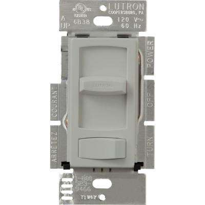 Skylark Contour 600-Watt 3-Way Preset Dimmer - Gray