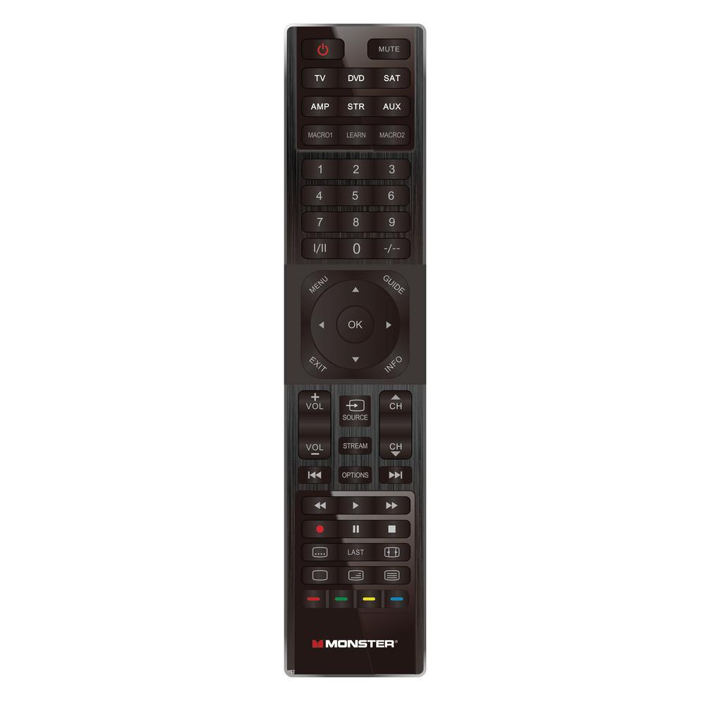 6-in-1 Universal Remote Control