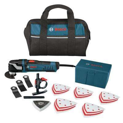 3 Amp Multi-X Corded Oscillating Tool Kit (31-Piece)