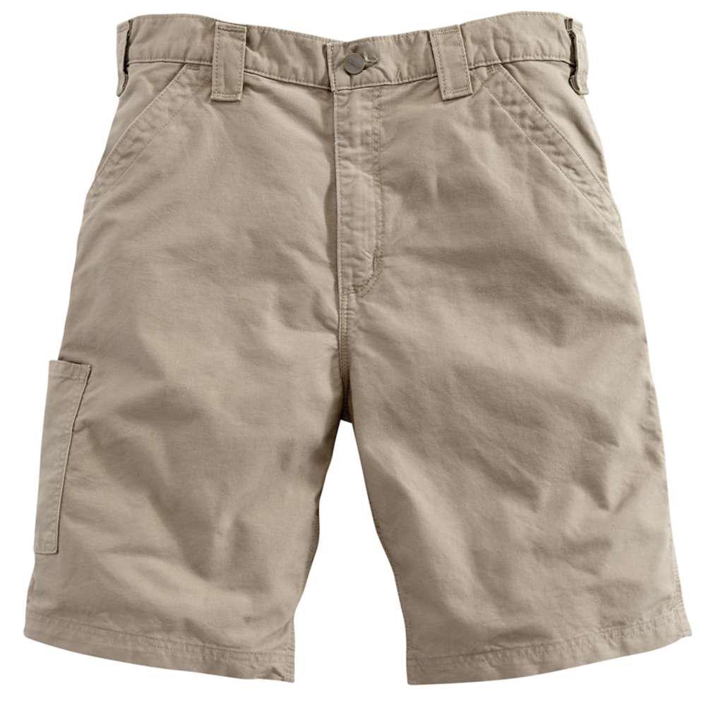 Men's Regular 38 Tan Cotton  Shorts