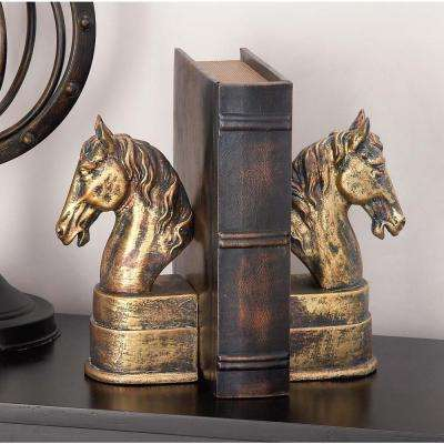Bookends Home Accents The Home Depot Inspiration Decorative Bookends For Sale