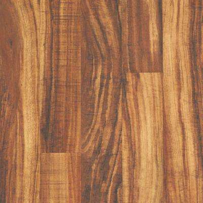 Outlast+ Waterproof Hawaiian King Koa 10 mm T x 5.23 in. W x 47.24 in. L Laminate Flooring (480.9 sq. ft. / pallet)