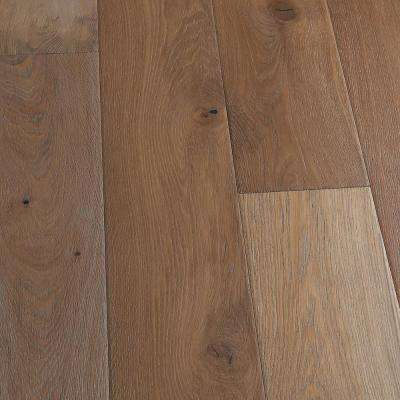 French Oak Maya Bay 1/2 in. T x 7.5 in. W x Varying Length Engineered Click Hardwood Flooring (23.44 sq. ft./case)