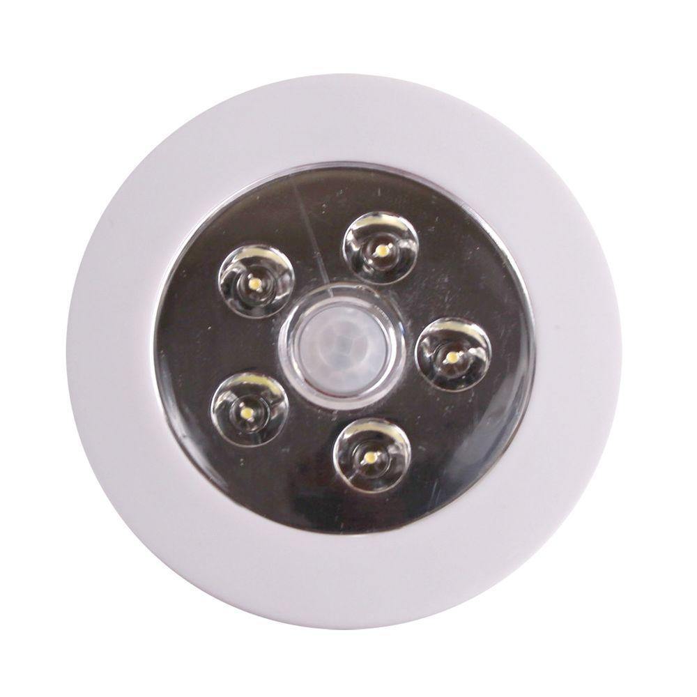 Slimline White LED Night Light