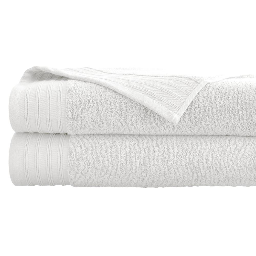 white bath towels. Oversized Quick Dry Bath Sheets In White (2-Pack) Towels