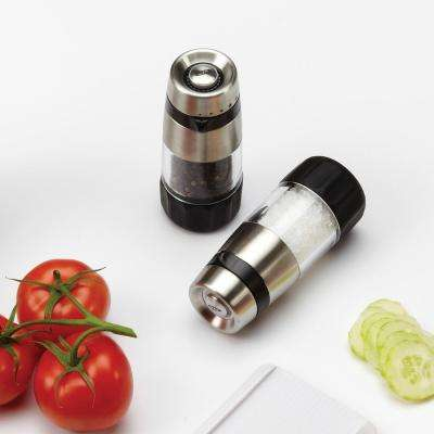 Good Grips Stainless Steel Pepper Grinder