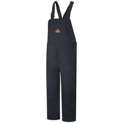 EXCEL FR ComforTouch Men's Large (Tall) Navy Duck Unlined Bib Overall