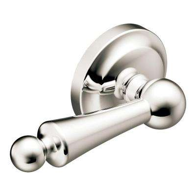 Waterhill Decorative Tank Lever in Polished Nickel