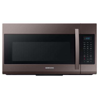 30 in. 1.9 cu. ft. Over-the-Range Microwave in Fingerprint ResistantTuscan Stainless Steel