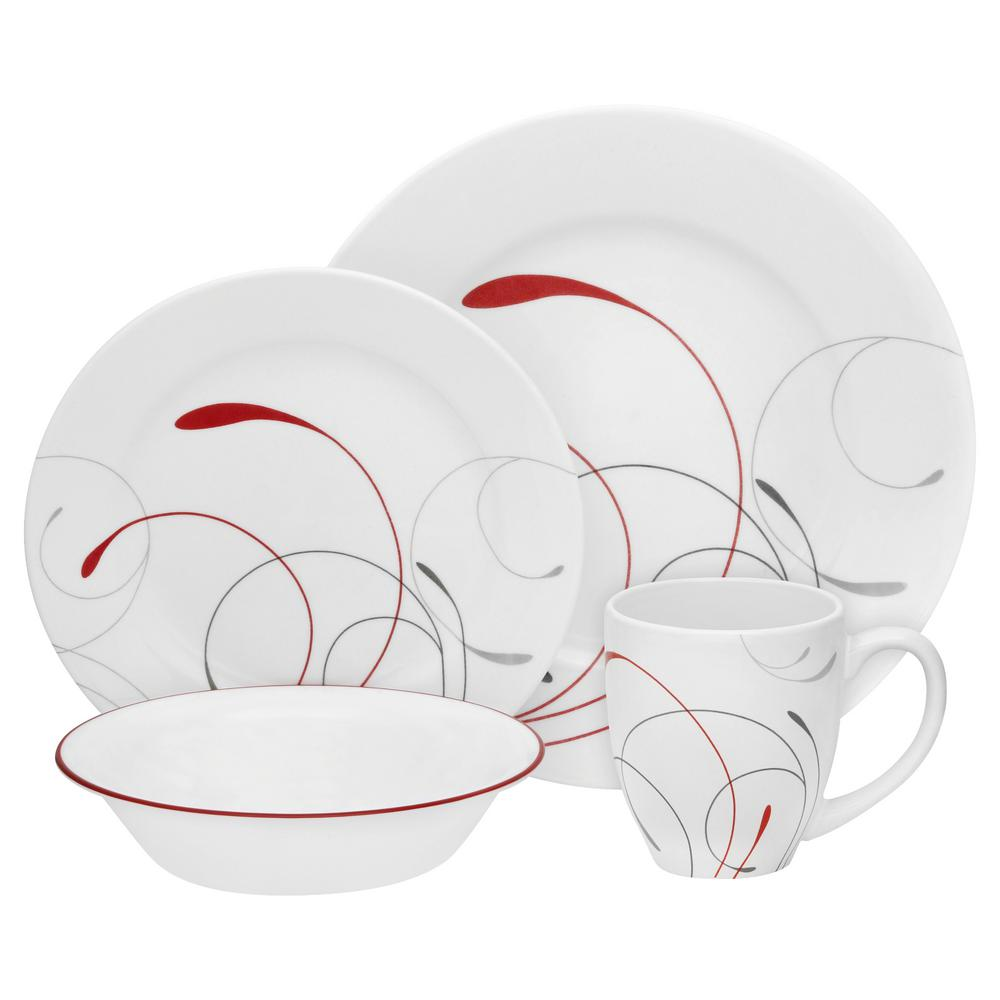 Studio 16-Piece Splendor Dinnerware Set