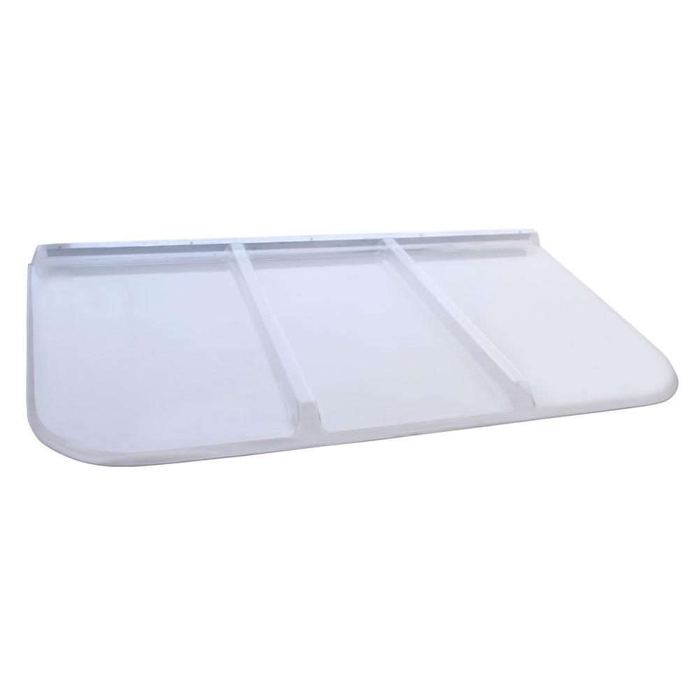 Shape Products 69 in. x 38 in. Polycarbonate Rectangular Egress Cover