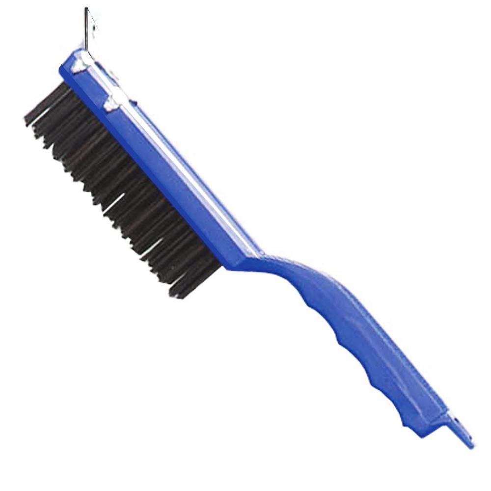 11-1/2 in. Steel Bladed Brush (12-Pack)