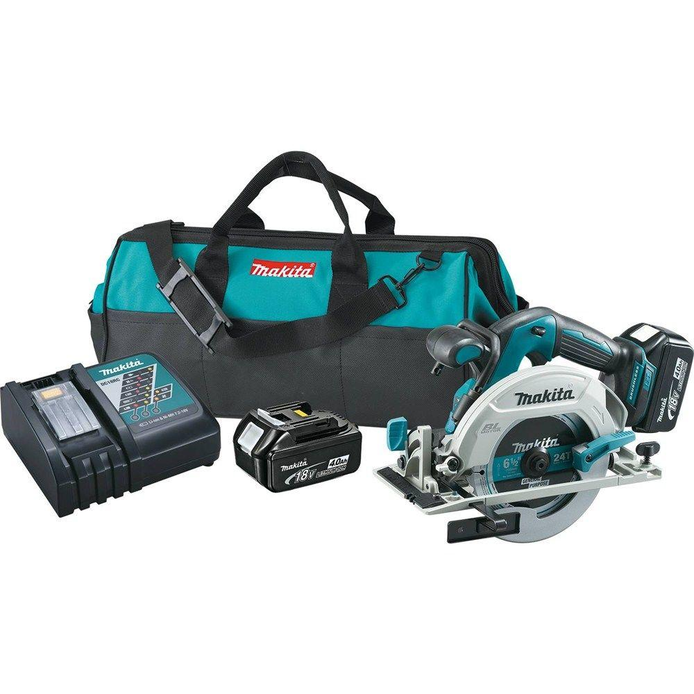 Makita 18 Volt Lxt Lithium Ion Brushless 6 1 2 In