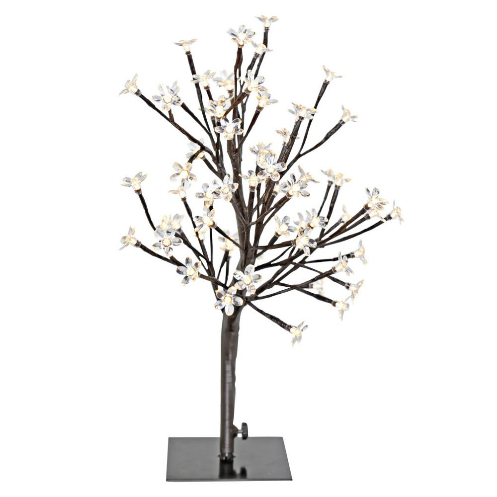 Clear Cherry Blossom Tree Lamp