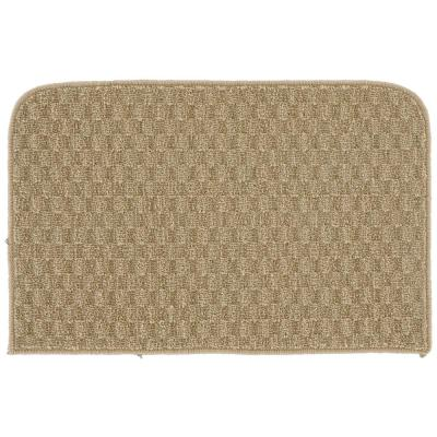 Town Square Tan 2 ft. x 3 ft. Area Rug