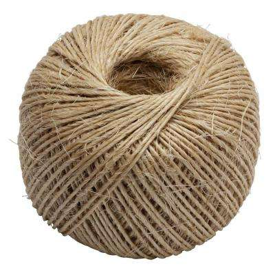 #21 x 525 ft. Natural Twisted Sisal Twine